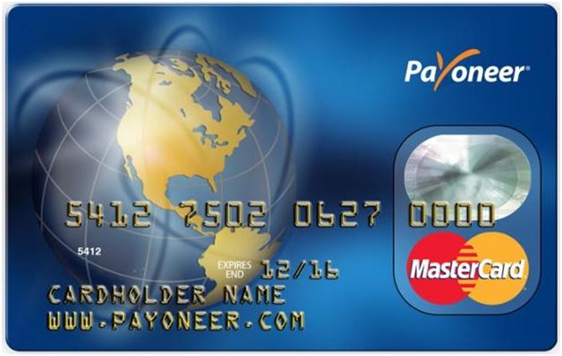 Payoneer MasterCard in Nigeria
