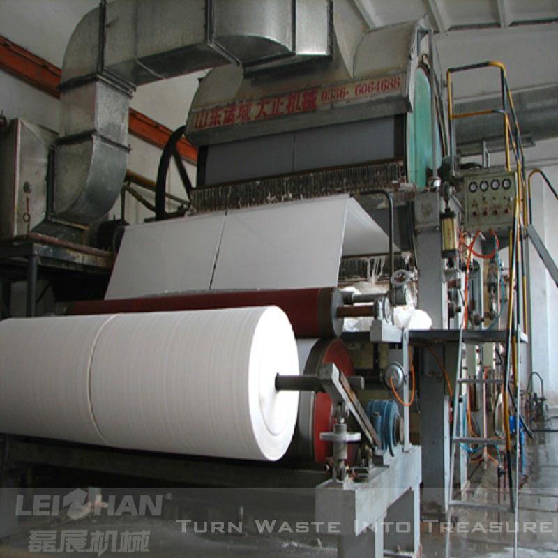 tissue paper/serviette manufacturing