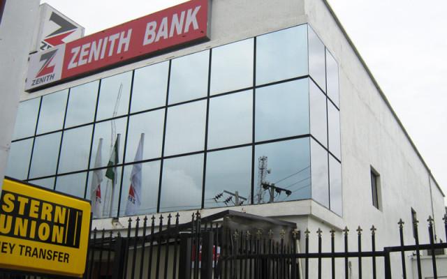 zenith bank transfer code