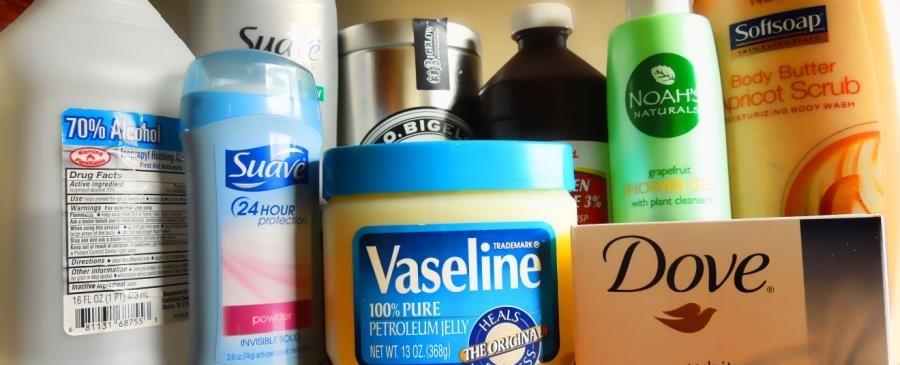 cosmetics distribution business