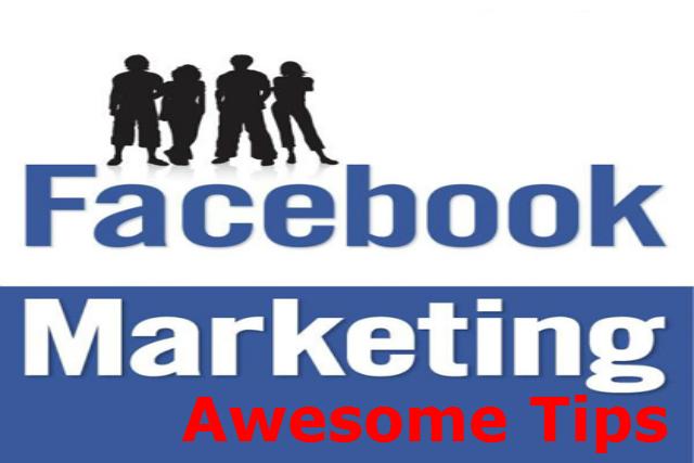 lucrative facebook marketing tips