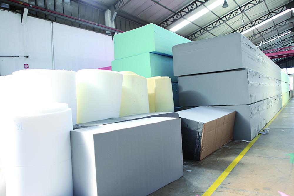 foam production business