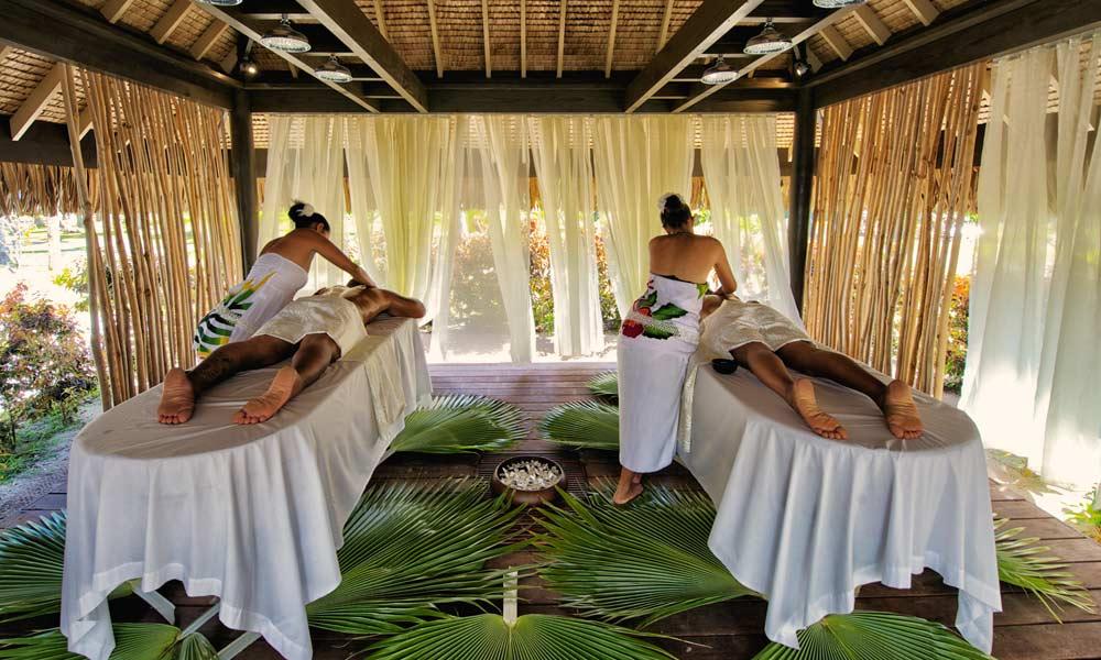 spa and massage resort