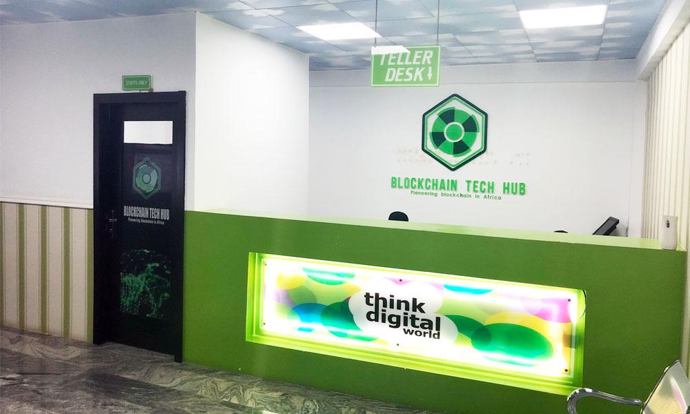 blockchain tech hub office in abuja
