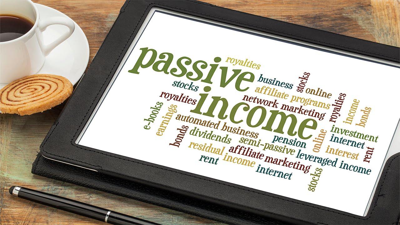 passive wealth-building strategies