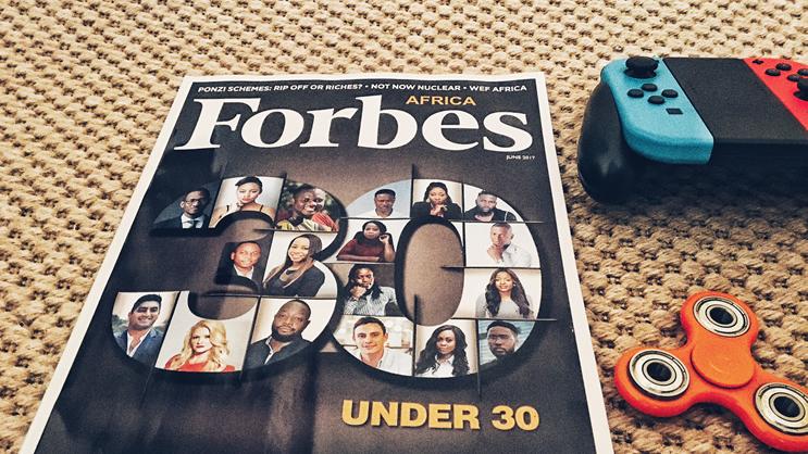 forbes 30 under 30 2018 list