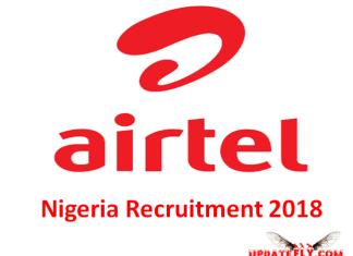 Airtel Nigeria fresh job recruitment 2018