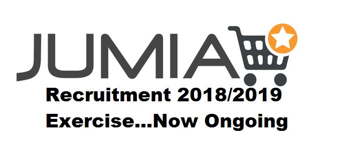 Jumia Nigeria recruitment2018