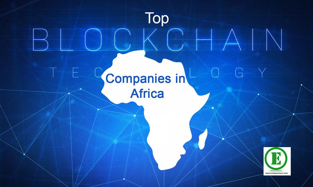 top african blockchain companies