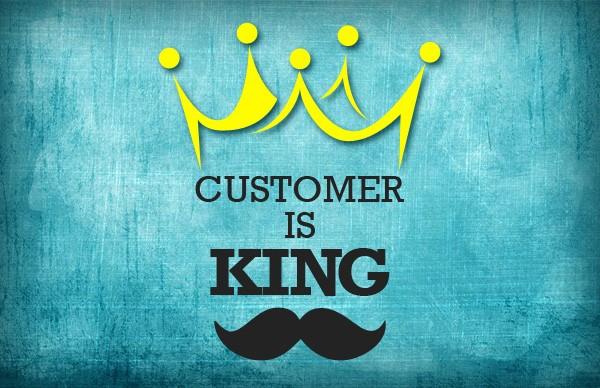 use social media platforms for customer service
