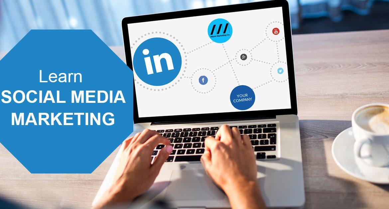 Learning social media marketing