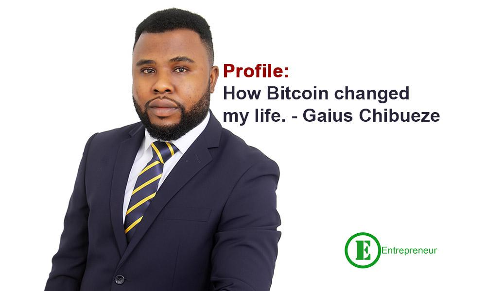 entrepreneur Nigeria blockchain award