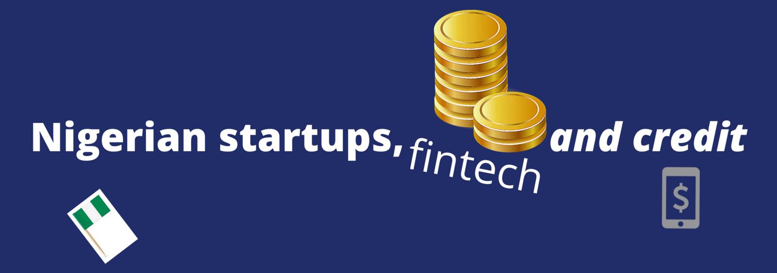fintech startups in Nigeria