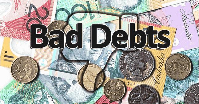 avoid bad debts in business