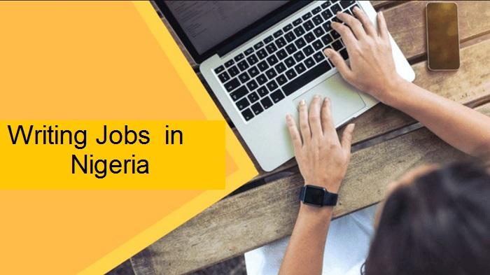 Freelance writing jobs in Nigeria