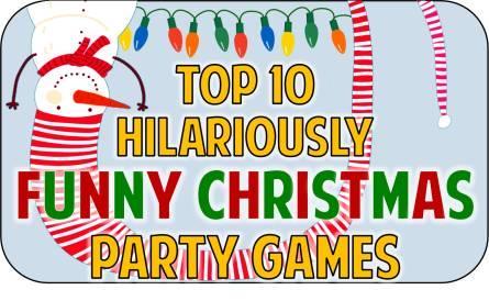 Fun Christmas Games
