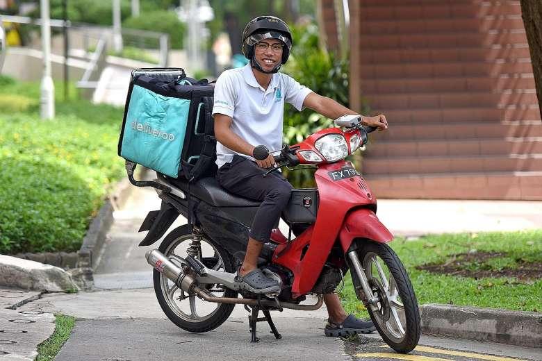 Tech Talent | Dispatch Rider Job