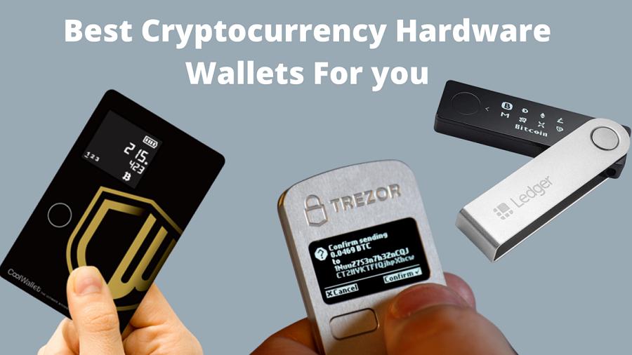 Bitcoin Hardware wallets