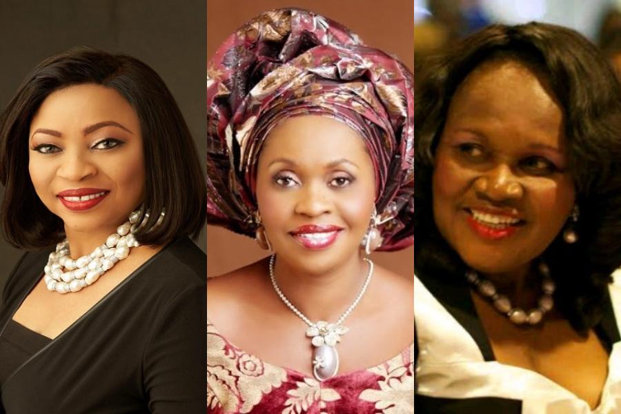 top 10 richest women in Nigeria