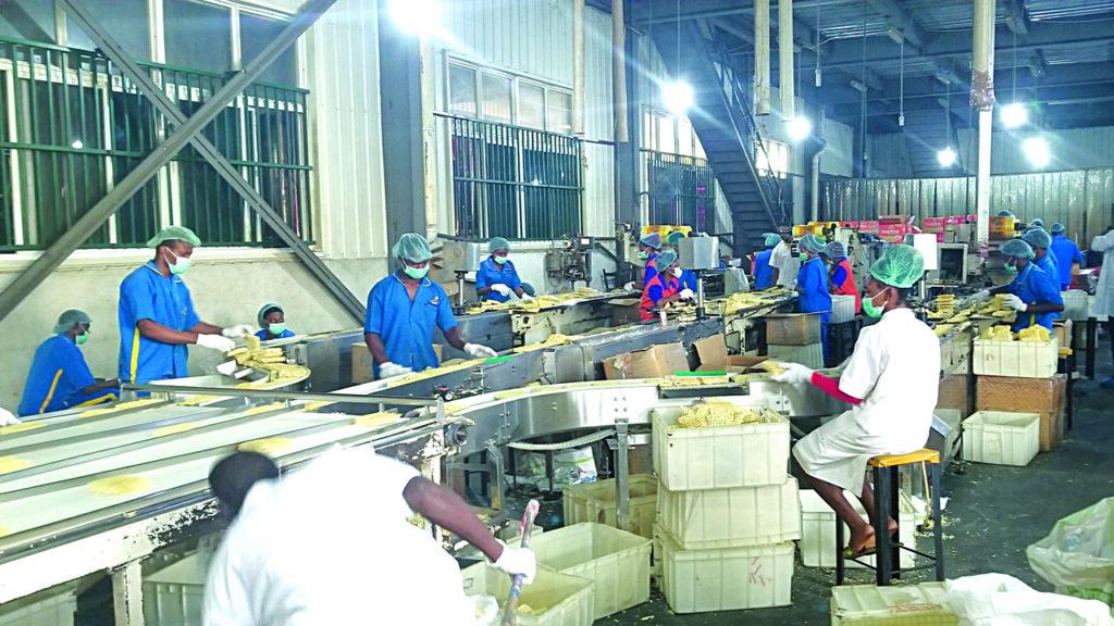 Manufacturing Businesses in Nigeria