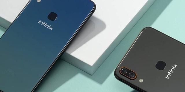 infinix zero 6 smartphone