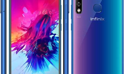infinix smart 3 plus smartphone
