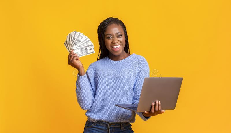 make money as a girl in Nigeria