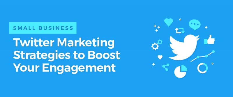 Twitter marketing strategies